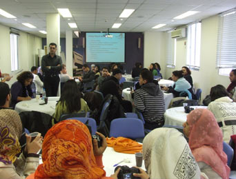 TRAINING FOR ORGANISATIONS WORKING WITH YOUNG PEOPLE