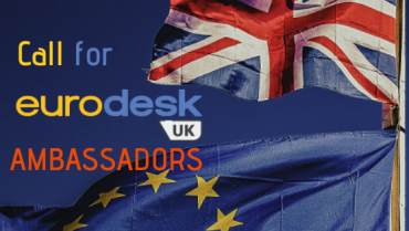 Be a multiplier, be a Eurodesk UK Ambassador today!