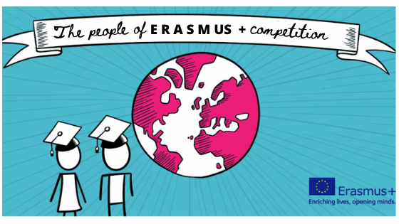 The People of Erasmus+ 2020 competition