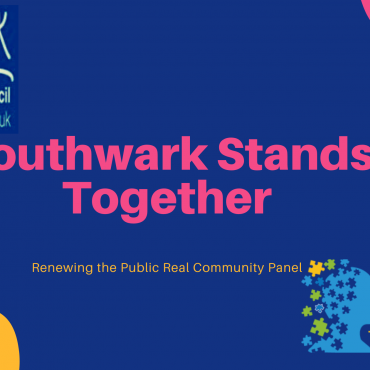 Community and Panel Debate- Southwark Stands Together