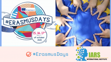 Five reasons you should consider ERASMUS+!
