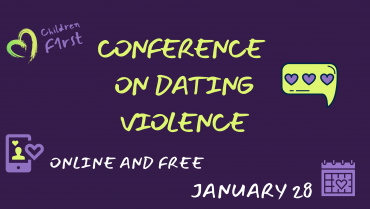 Save the date to end dating violence!